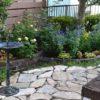 ラ ドルチェ ヴィータ  実家の花壇の4カ月後